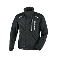 Mens  Black Pro Snowmobile Jacket by Polaris®