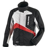 Mens  Red Pro Snowmobile Jacket by Polaris®