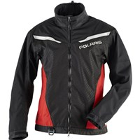 Mens Red X-Over Snowmobile Jacket