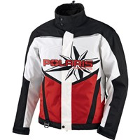 Mens Race Throttle Jacket