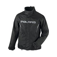 Mens Black Ripper Jacket