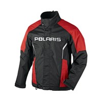 Mens Red Ripper Jacket