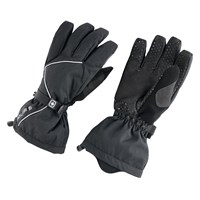 Black Explorer II Gloves - Black