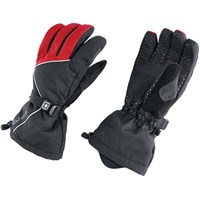 Explorer II Gloves - Black/Red by Polaris