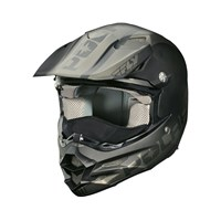 FLY F2 Helmet - Sly Black/Grey