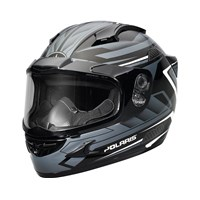 Cyclone 2.0 Helmet- Gloss Black W/ES