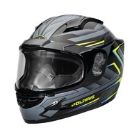 Cyclone 2.0 Helmet- Gloss Blue w/ Electric Shield
