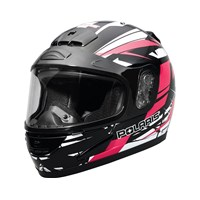 Youth Turbo Helmet- Pink