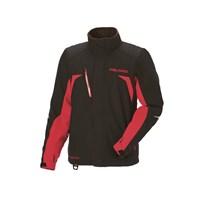 Mens Pro Jacket - Black/Red