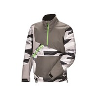 Mens X-Over Jacket - Gray Print by Polaris®