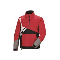Mens X-Over Jacket - Red/Gray by Polaris®