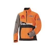 Mens X-Over Jacket - Orange Race