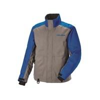 Mens Ripper Jacket - Gray/Blue