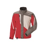 Mens Ripper Jacket - Red/Gray by Polaris®