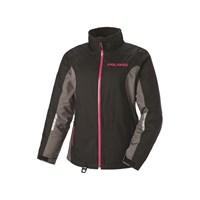 Womens Diva Jacket - Pink/Black