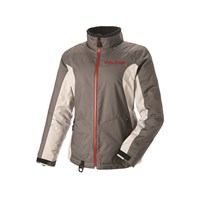 Womens Diva Jacket - Red/Gray