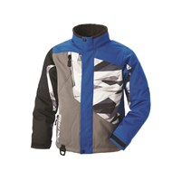 Youth Ripper Jacket - Blue Gray