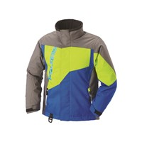 Youth Diva Jacket - Blue Lime Gray