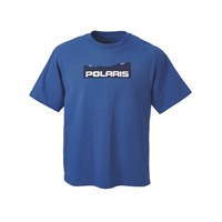 Youth Scape Tee - Blue by Polaris®