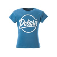 Youth Script Tee - Blue by Polaris®