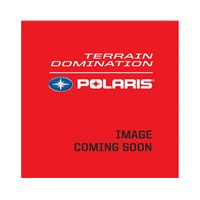 509® For Polaris Altitude Helmet - Red by Polaris®
