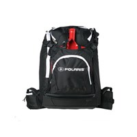 Ogio for Polaris Mountain Riding Backpack - Black/Red