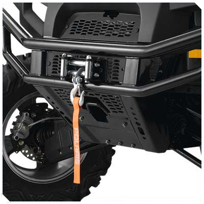 Polaris Integrated 4,500-Pound Winch