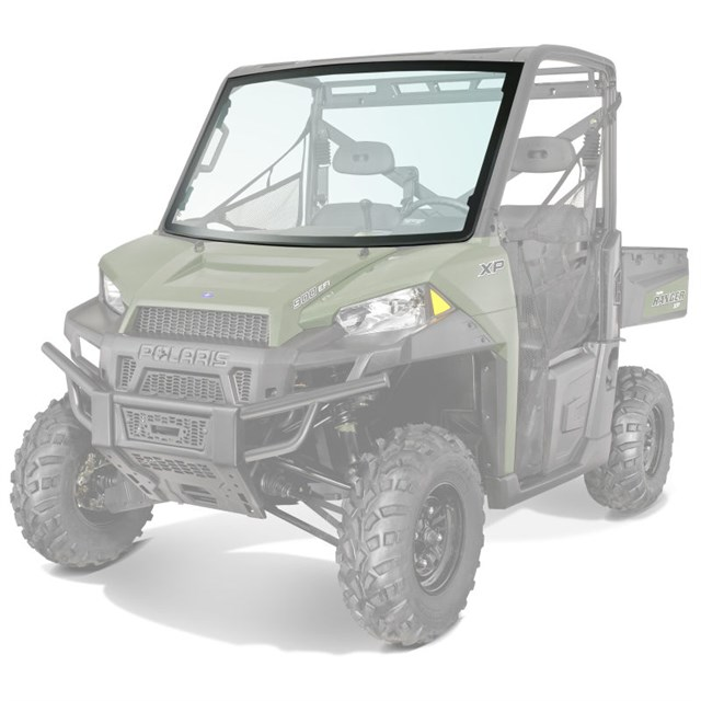 Lock & Ride® Pro Fit Glass Windshield
