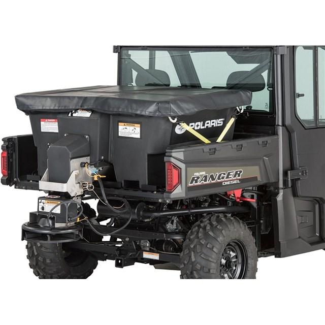 Cargo Box Utility Spreader by Polaris® | 2014 Polaris BRUTUS®