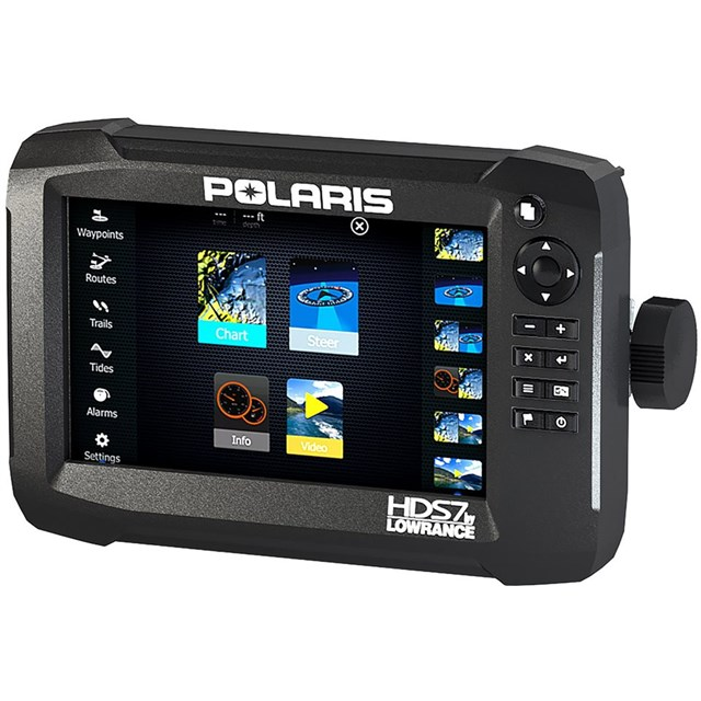 Polaris Turbo Interactive Digital Display