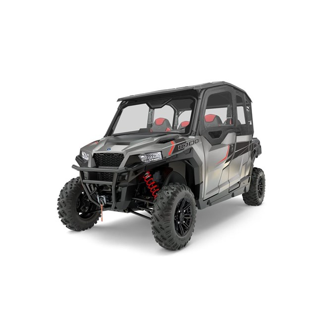 4-Seat Lock & Ride® Pro Fit Sport Roof by Polaris