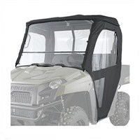 400 CANVAS ROOF/REAR PANEL ENCLOSURE