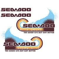 Sea-Doo Surf Decal
