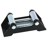Roller Fairlead - Black