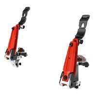 LinQ Snowboard/Ski Rack - Black/Aluminum