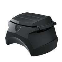 Cargo Center Box - Black