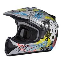 Junior X-1 Doodle Helmet
