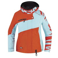 Ladies' Printed MCode Jacket with insulation
