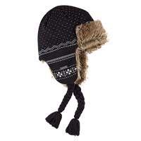 Ladies' Trapper Knitted Hat