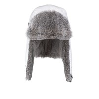 Ladies' Vintage Rabbit Fur Hat