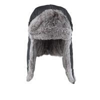 Ladies' Vintage Rabbit Fur Hat