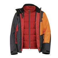 MCode Jacket with insulation