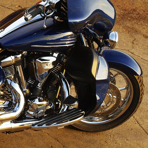 Yamaha Stratoliner Deluxe Accessories