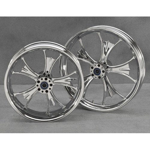 stryker custom wheels accessories chrome yamaha