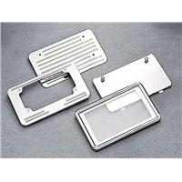 Custom License Frames