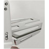 Rear Luggage Rack (Chrome)