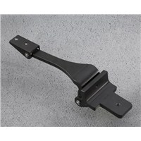Comfort Cruise™ Rider Backrest Plug-In Bracket