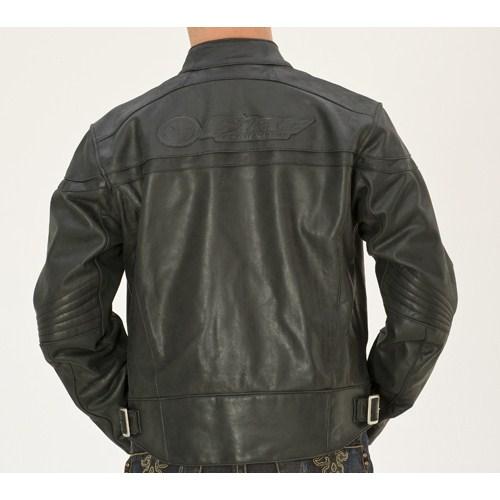 Polaris Leather Snowmobile Jacket