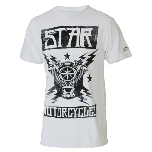 Motor Powered T Shirt By Silver Star Casting Company Whiteon Arctic Cat Atv Accessories