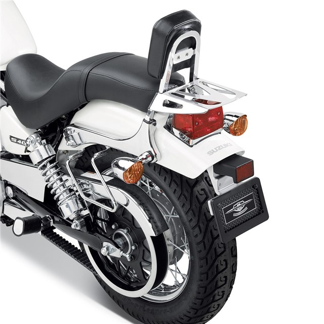 Passenger Backrest Chrome | Suzuki Parts Monster